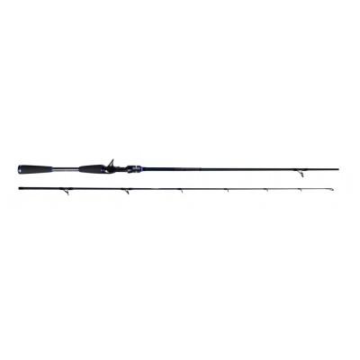 Удилище кастинговое Zemex Bass Addiction Casting Rod 2,13 м. 5,0-25,0 гр., код: 6506