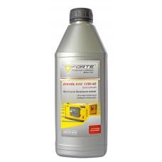 Масло моторное Forte DIESEL SAE 10W-40, 1л