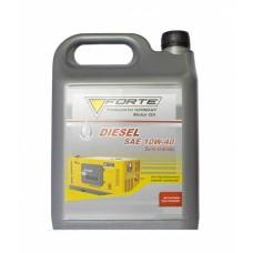 Масло моторное Forte DIESEL SAE 10W-40, 5л