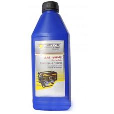 Масло моторное Forte SAE 10W-40, 1л
