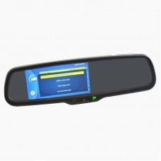 Штатное зеркало с видеорегистратором Prime-X 050DW Full HD (с креплением)
