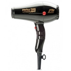 Фен для волос Parlux 385 PowerLight Ceramic Ionic P851T Black