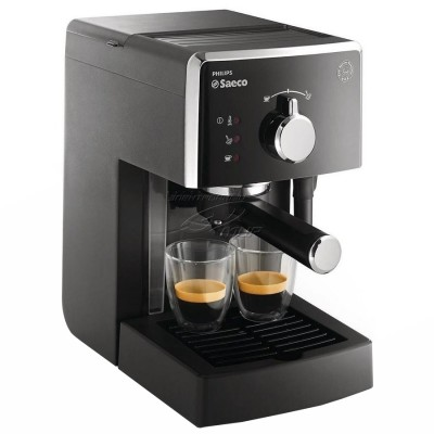 Кофеварка эспрессо Philips Saeco Manual Poemia HD8323/39, код: 1058