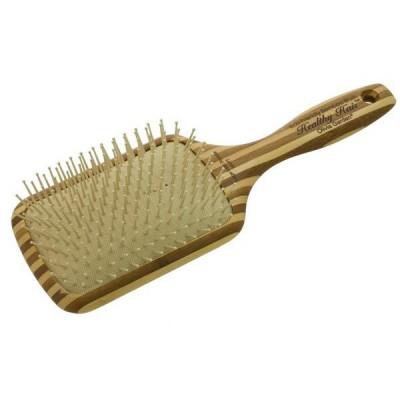Щётка для волос бамбуковая Olivia Garden OGBHHP7, код: 1082