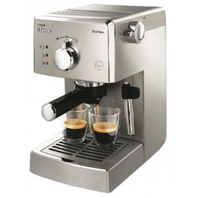 Кофеварка эспрессо Philips Saeco Manual Poemia Top HD8327/09, код: 1059