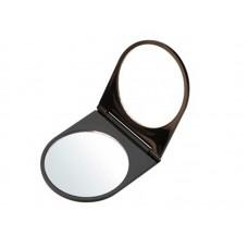 Зеркальце карманное Sibel 0002335 чорное