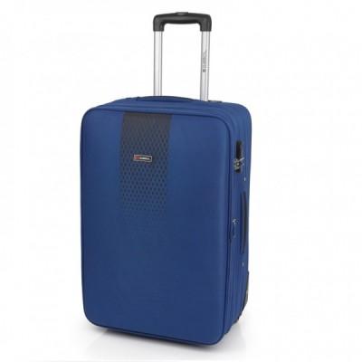 Чемодан Gabol Roll (M) Blue, код: 6438