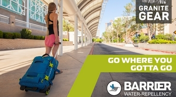Granite Gear - дорожные сумки для путешествий