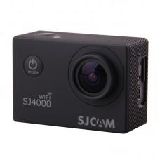 Экшн камера SJCAM SJ4000 Wi-Fi Black