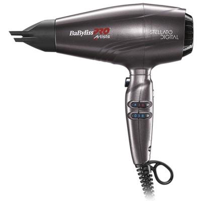 Фен для волос BaByliss BAB7500IE Stellato Digital, код: 7138