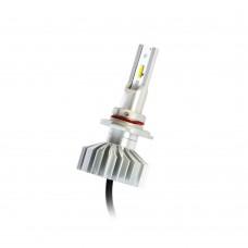 Комплект MLux True LED 9005, 25 Вт, 6000 К (к-т 2 шт.) + Светодиоды MLux W5W