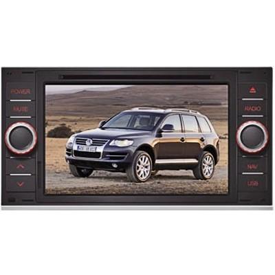 Volkswagen Touareg 2002 - 2009, Multivan 2004 г.в. и позже, T5 2003 г.в.> Phantom DVM-1900G i6, код: 1394