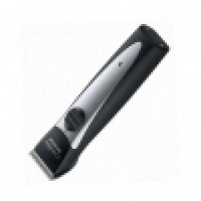 Триммер для бороды, усов и бакенбардов Moser 1591-0052 ChroMini черная, код: 90