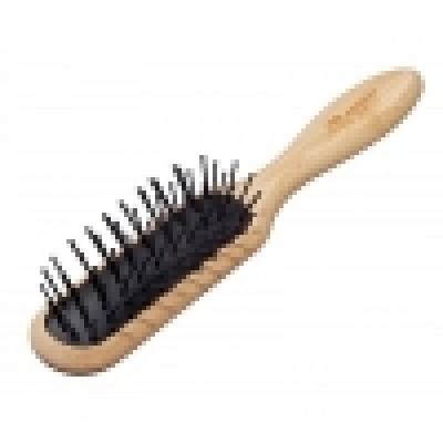 Щетка для волос «Bamboo-Line» Nylonborsten 6-рядная, код: 150