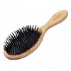 Щетка для волос «Bamboo-Line» Nylonborsten овальная, маленькая