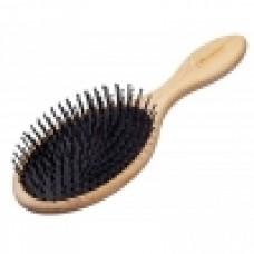 Щетка для волос «Bamboo-Line» Nylonborsten овальная, большая