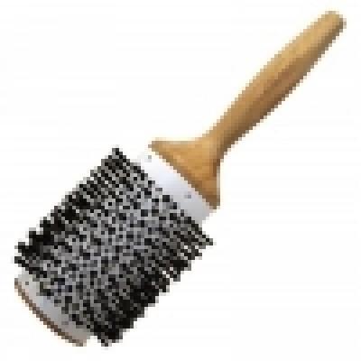 Брашинг для волос «Bamboo-Line» с щетиной дикого кабана, Д 58 мм, код: 161