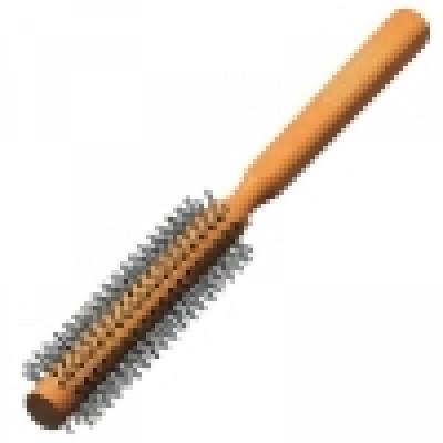 Брашинг для сушки феном «Round Styler» 10-рядный, Д 14/28 мм, код: 222
