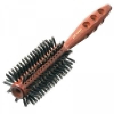 Брашинг из палисандра с натуральной щетиной 12-рядный, Д 34/66 мм, код: 252