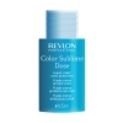 Жидкий крем для защиты цвета - Revlon Professional Interactives Color Sublime   Dose 30 шт по 15 мл, код: 281