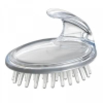 Щетка «Refresh Shampoo Brush» серебряная, код: 309