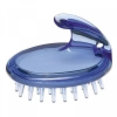 Щетка «Refresh Shampoo Brush» синяя, код: 310