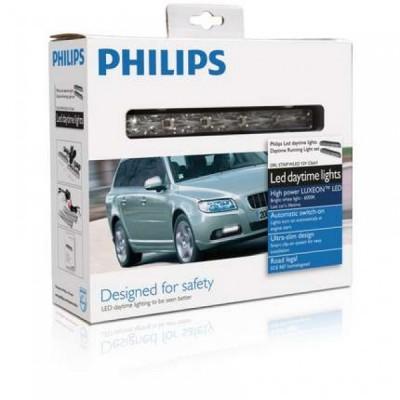 Светодиодные фары PHILIPS DRL5 12810, код: 933
