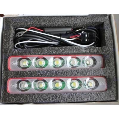 Дневные ходовые огни Auto-LED DRL-05, код: 936
