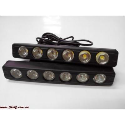Фары дневного света Prime-X DRL-001 NEW, код: 941