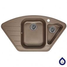 Кухонная мойка Minola MTG 5180-89 Эспрессо