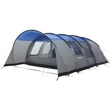 Палатка кемпинговая High Peak Leesburg 6 (Grey/Blue)