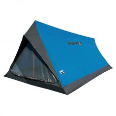 Палатка туристическая High Peak Minilite 2 (Blue Grey)