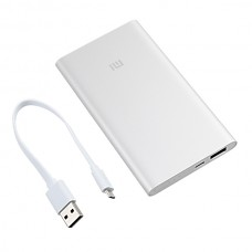 Внешний аккумулятор (Power Bank) Xiaomi Mi Power Bank 2 5000mAh Silver