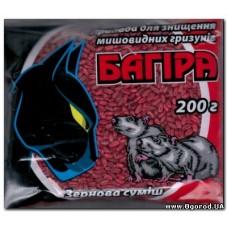 Багіра, зернова принада 200 г (укравіт)