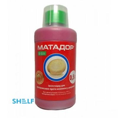 Матадор 500 мл, Протравитель, код: 1408