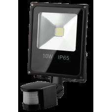 Прожектор Works LED FL10-S (с датчиком движением)