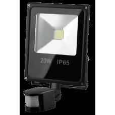 Прожектор Works LED FL20-S (с датчиком движением)