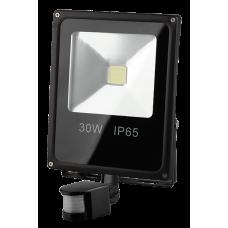 Прожектор Works LED FL30-S (с датчиком движением)