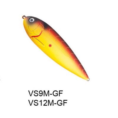Блесна колебалка Dragon CHE-VS09M-GF VARIO 9cm 25g, код: 7154