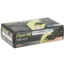 Перчатки нитриловые Sibel 0934001-55 M, 100шт