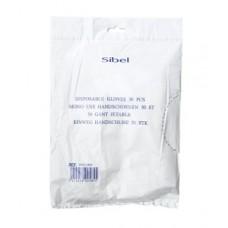 Перчатки одноразовые Sibel 0931002 L, 50шт