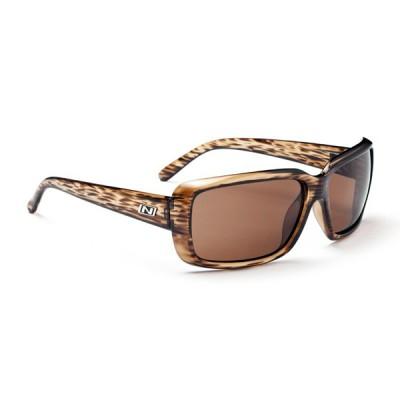 Очки солнцезащитные Optic Nerve Lanai Crystal Driftwood Demi (Polarized Copper), код: 5854