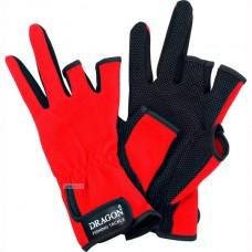Тканевые перчатки Dragon TCH-RE-01-001, 2-х палые