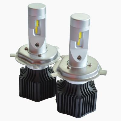 Светодиодная лампа Prime-X M H4 (6000К), комплект (2 шт.), код: 6511
