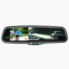Зеркало-видеорегистратор Prime-X 043D Full HD