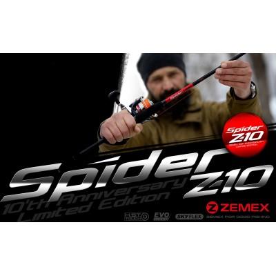 Спиннинг Zemex Spider Z-10 762UL 2,29 м. 1-8гр.