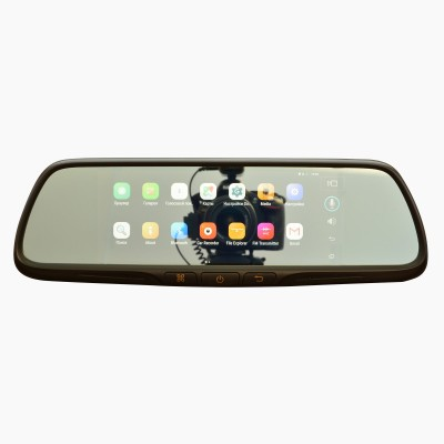 Видеорегистратор-зеркало Prime-X 108 3G Android, код: 5720